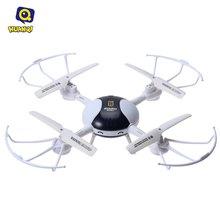 CHAUDE Huanqi 897C RC Drone Avec 2.4G 4CH 6-Axis Gyro RTF Télécommande Quadcopter Auto Retour Drone Jouet Sans Tête Mode hélicoptère