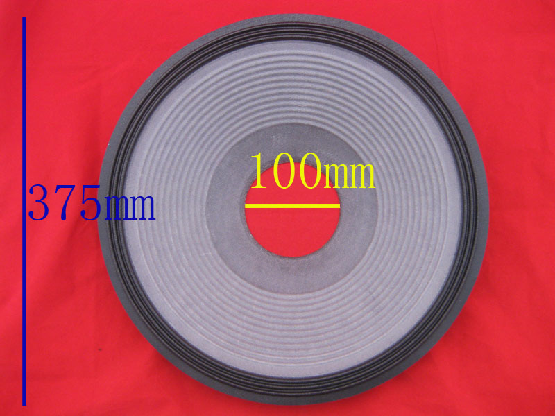 Home audio speakers 8pcs 15 inch 3 line cloth bass for Classic house bass lines