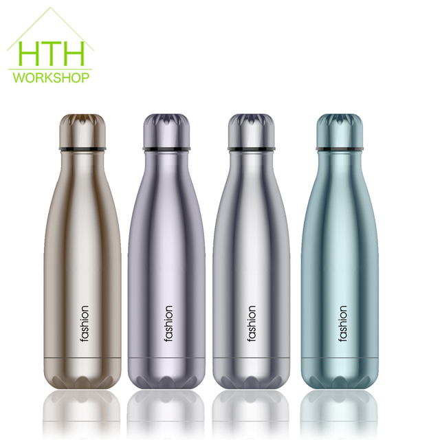 Good 460ml Thermal Cup Insulated 304 Stainless Steel Vacuum Flasks Thermoses Heat Water Bottles Tea Coffee