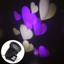 New  elf Romantic for outdoor garden holiday Christmas decoration LED Projector Stage Light free shipping