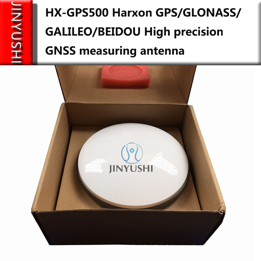 GPS500 HX-GPS500 Harxon GPS/GLONASS/GALILEO/BEIDOU CORS Station High Precision GNSS Measuring Mushroom Antenna RTK Receiver
