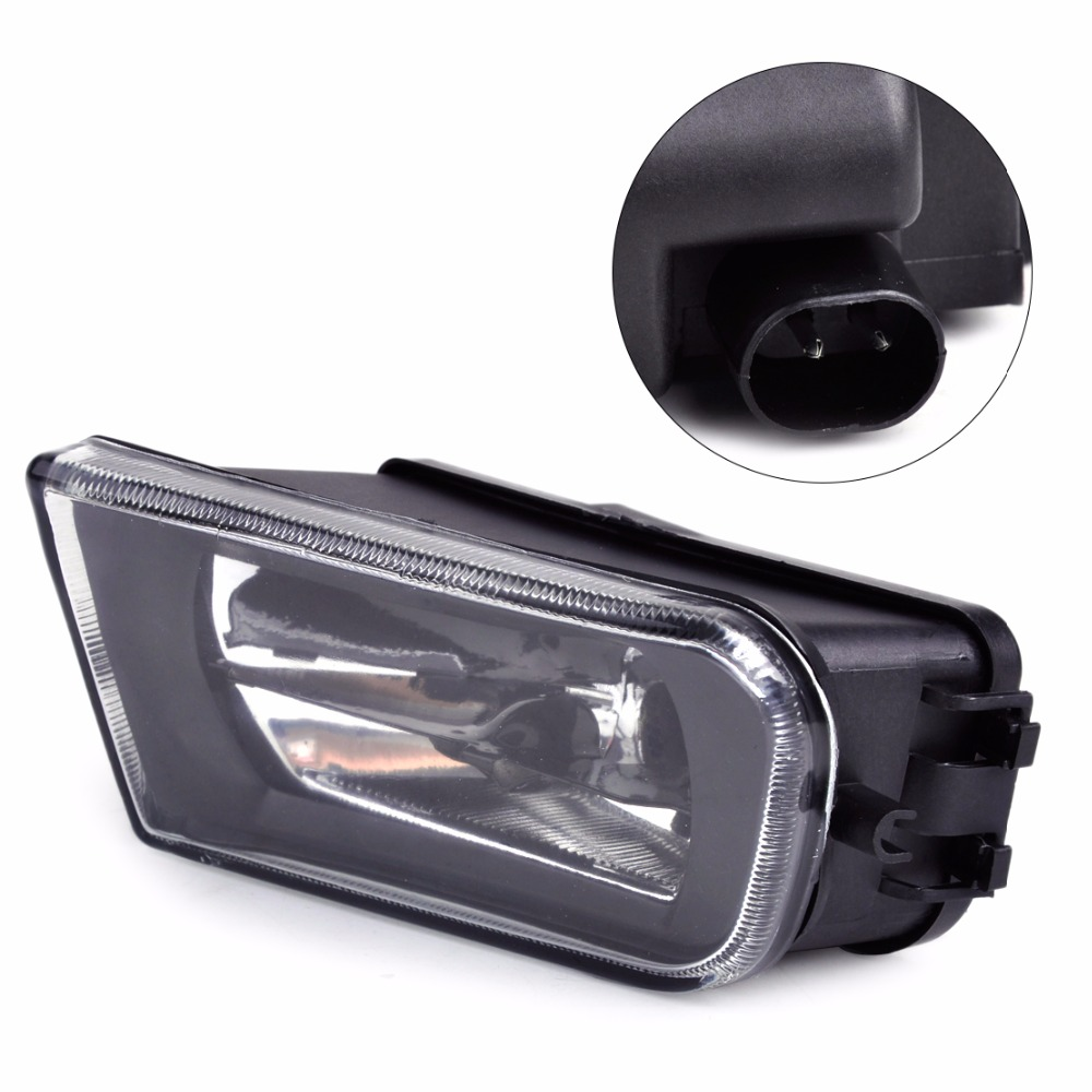 DWCX New Left Fog Light Driving Lamp 63178360575 63178381977 For BMW E39 5 Series 528i 540i 535i 1997 1998 1999 2000 E36 Z3 2001 2pcs right left fog light lamp for b mw e39 5 series 528i 540i 535i 1997 2000 e36 z3 2001 63178360575 63178360576