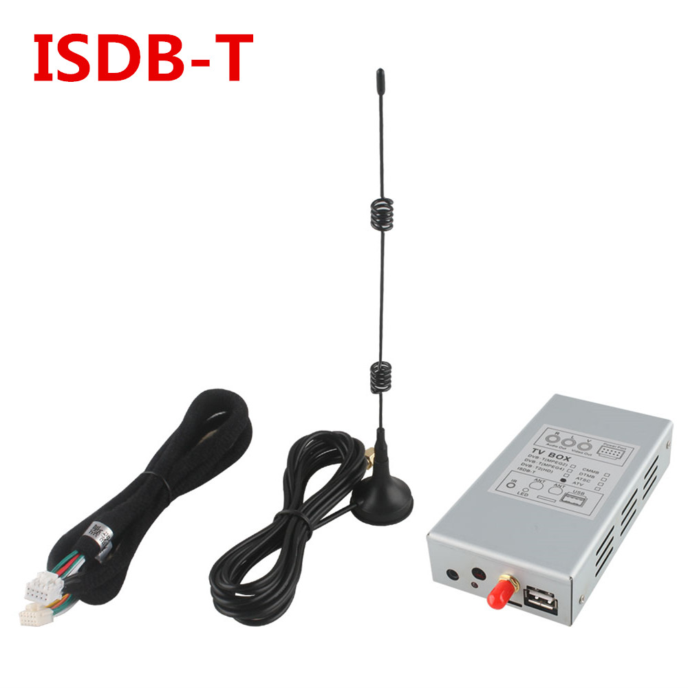 External Special C500 C500 Car Android Car DVD Player ISDB T Digital TV Box With Antenna