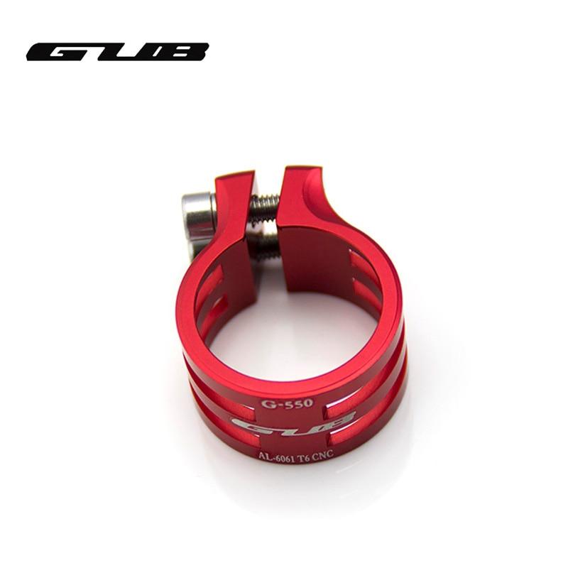 GUB Alta Calidad de Aleación de Aluminio De Bicicletas Tija Clamp ...