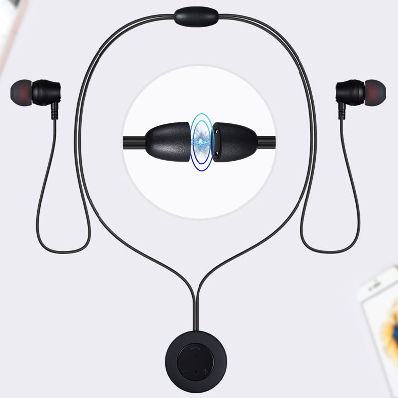 Outdoor Wireless Headphone Sport Headset Auriculares Cordless Headphones Casquefor Sony Xperia M5 Dual