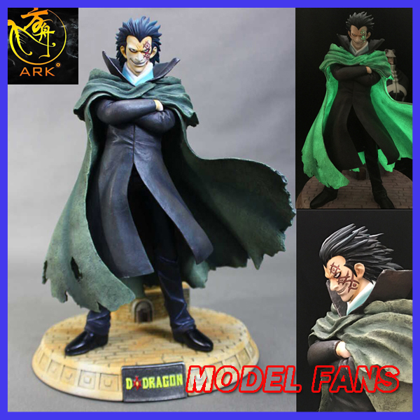 MODEL FANS IN-STOCK ARC&MRC 33cm Monkey D Dragon GK resin statue for Collection Handicrafts model fans in stock dragon ball z 35cm super saiyangoku and time house gk resin statue figure for collection