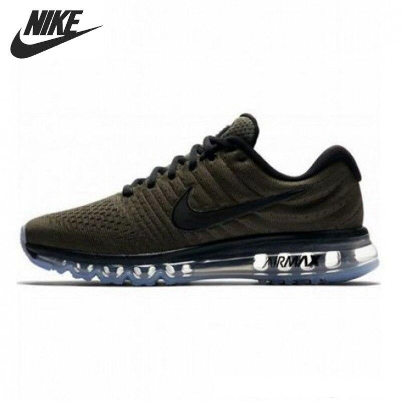big sale 764d2 7148f Original New Arrival 2019 NIKE Air Max Men s Running Shoes Sneakers