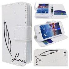 ETUI Carcasas para Apple iPhone 5S y 5 cuero cartera tarjeta ranura titular teléfono caso para el iPhone 5S coque Silicon capa