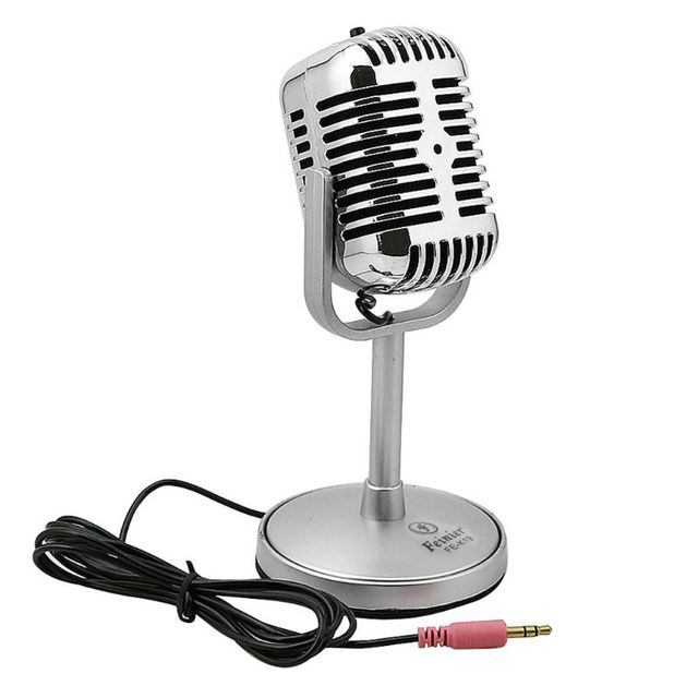 1 Pc Pro Audio Dynamic Condenser Sound Recording Microphone Mic