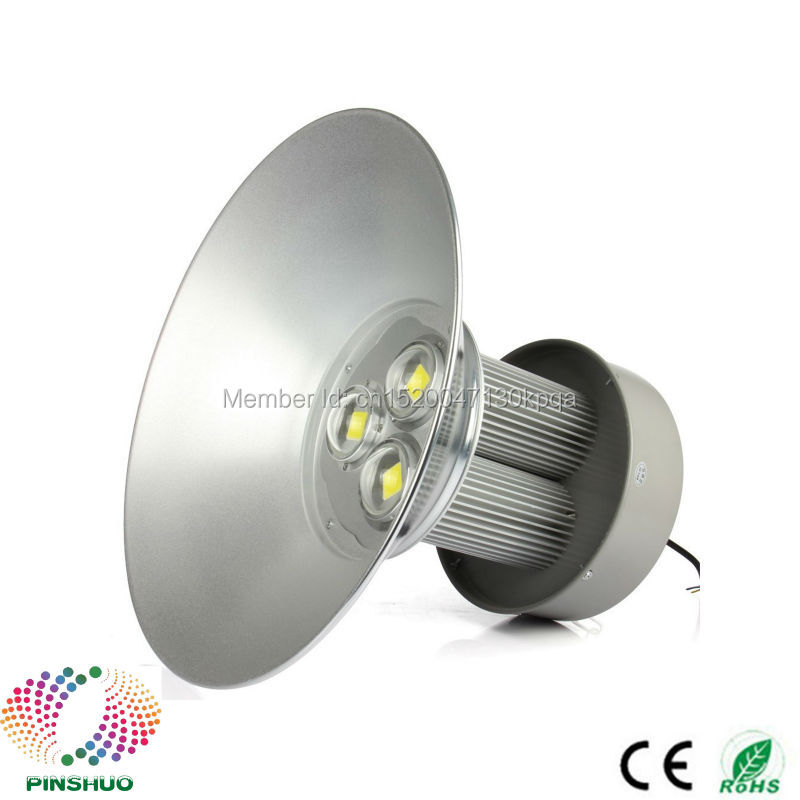 4PCS DC12V 24V Warranty 3 Years Brigdelux Chip 12V LED High Bay Light 150W Industrial Lamp E40 sjla warranty 5 years ip67 anticorrosion waterproof high light output 40w 50w 80w 12v 24v 36v 48v industrial led street light