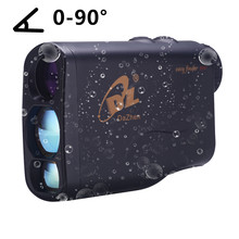 Big sale 650Y Rangefinder Angle Monocular Laser Rangefinder Telescope Laser Meter 600M Golf Range Finder Hunting Height Waterproof
