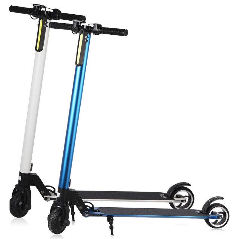 Bici elettrica Della Bicicletta A Due Ruote Scooter Elettrico Calcio Hoverboard e Skate elettrici Hoverboards Skywalker per Adulti Bambini Pieghevole Hoverboard/