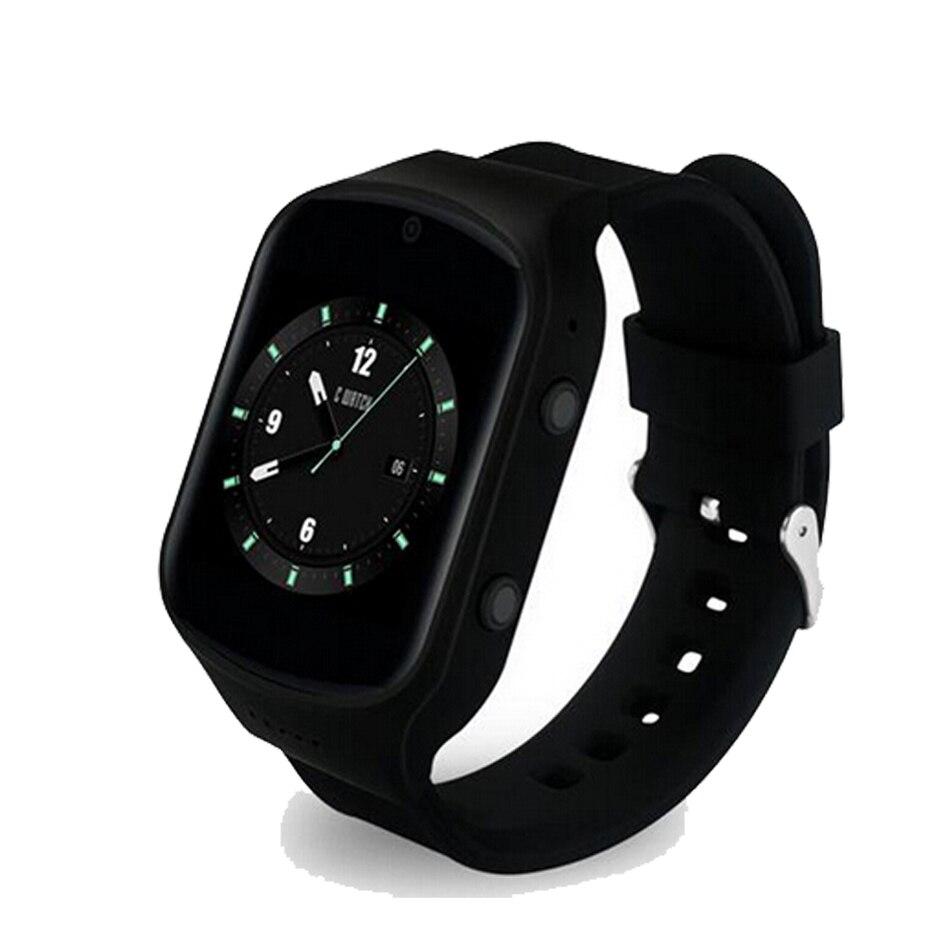 WIFI 3G GPS Smart Watch Z80 Android 5 1 MTK6580 Waterproof font b Smartwatch b font