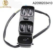 A2098203410 A2038200110 переключатель окна управления питанием для MERCEDES C Класс W203 C180 C200 C220 2038210679 A2038210679