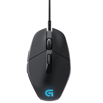 Logitech G302 Mouse Gamer Wired Gaming Mouse 4000DPI 6Keys Programmable Optical Mice For PC Laptop Souris Muis 19Jul10