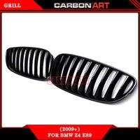 Глянцевый черный переднего бампера настройки почек aftermarket гриль для BMW 2009 + Z серии Z4 E89 18i 20i 23i 35is 28i 30i 35i
