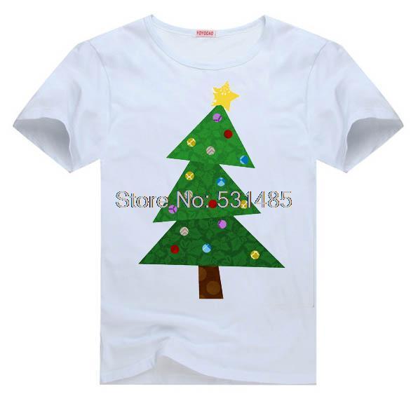 Popular Toddler Christmas Tree Shirt-Buy Cheap Toddler Christmas ...