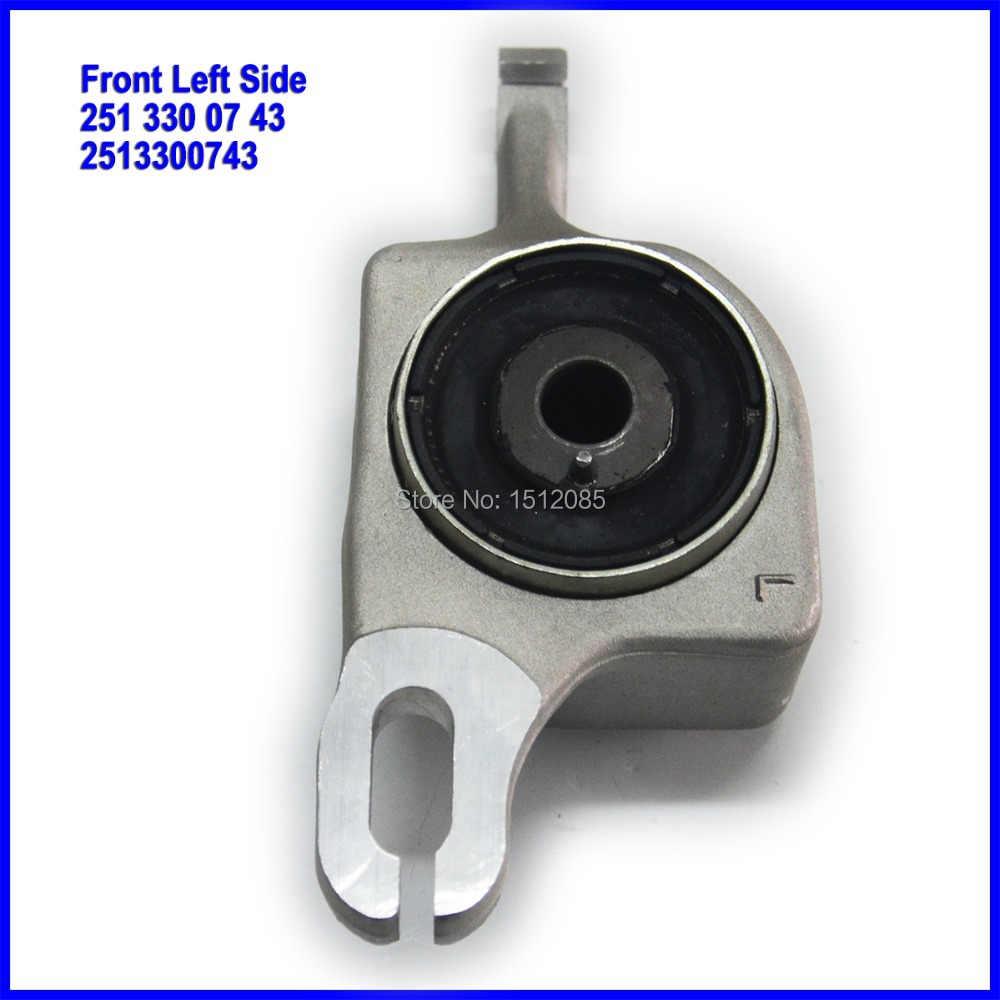 AP02 2513300743 251 330 07 43 новый рычаг управления Втулка передняя левая сторона для Mercedes R-Class R320 R350 R500 R63 W251 и V251 MPV