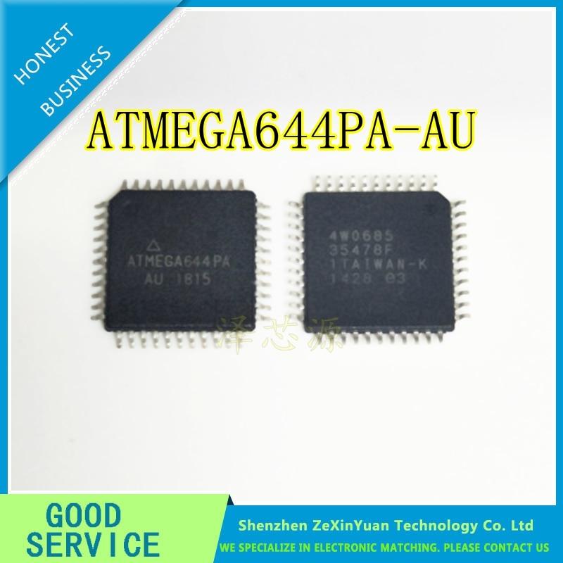 1PCS ATMEGA644PA-AU ATMEGA644PA TQFP-44 8-bit Microcontroller MCU ATMEL