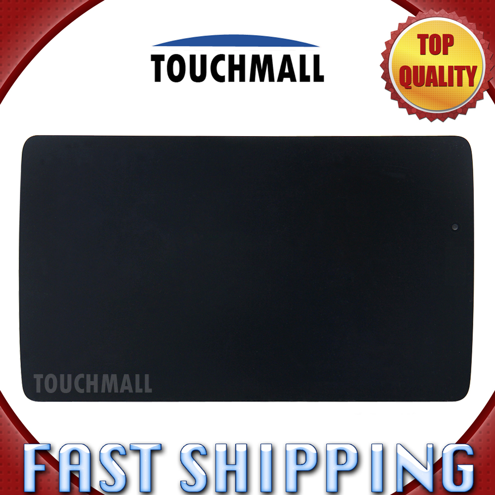 For New  LCD Display Touch Screen Digitizer Glass Assembly Replacement LG G Pad 8.0 V480 V490 8-inch Black Free Shipping grade a replacement lcd glass screen ecran touch display digitizer assembly for oppo r9 plus 6 0 inch white with free tool kit