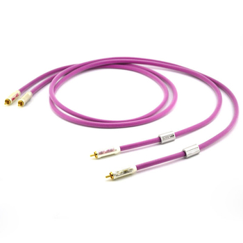 pair  HTP1 RCA audio interconnect cable with XLO Gold plated RCA plug
