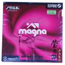 Original Stiga MAGNA TC II (MAGNA TC 2) table tennis rubber for table tennis rackets Guo yue used racquet sport ping pong rubber(China)