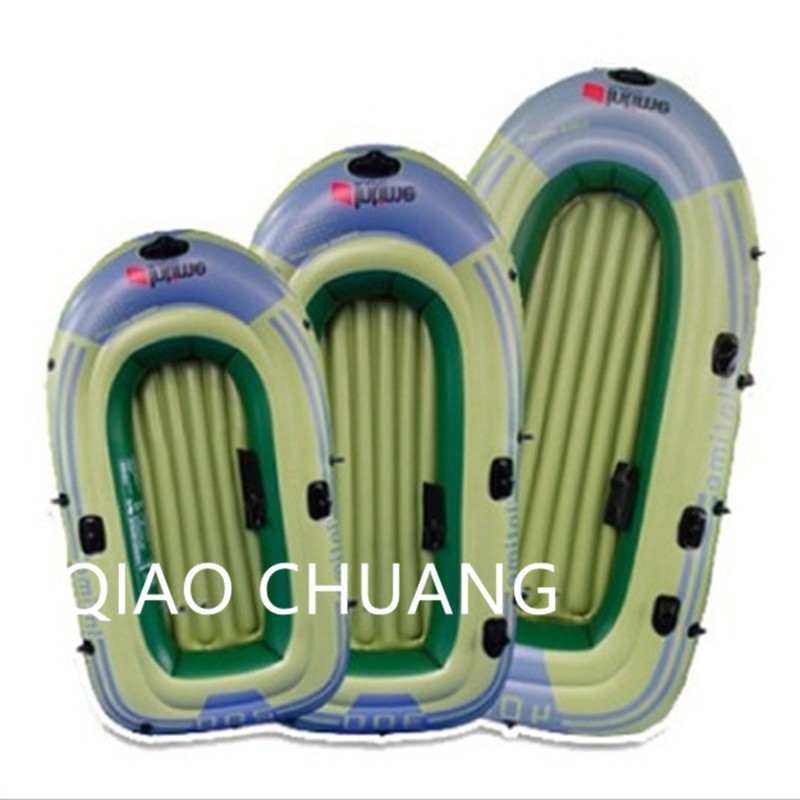 Twin-pipe Four-man Ship Inflatable Boat Fishing Boat Four People Thicken Rubber boats PVC Outdoor Toys G958Twin-pipe Four-man Ship Inflatable Boat Fishing Boat Four People Thicken Rubber boats PVC Outdoor Toys G958