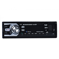 AUTO mini screen Auto AUX Ingang LCD Audio Stereo In-Dash Auto Autoradio Stereo Mp3-speler FM Aux Ingang Ontvanger USB SD Au10