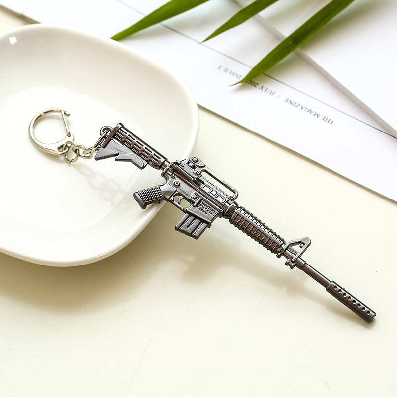 Weapon Keychains (6)