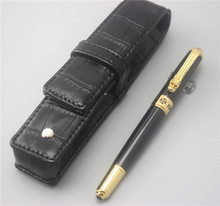 black JINHAO free shipping fountain pen and bag High quality man women pens business school gift send friend father 031