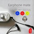 Auriculares Cojines Earphone Case 3 Pcs 100% Original Bgvp Abc Fever Ear Headset Adapter Cable Earphone Upgrade Plated Detach