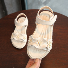 Kalupao Kids Girl Shoes in Princess Flowers Toddler Girl Sum
