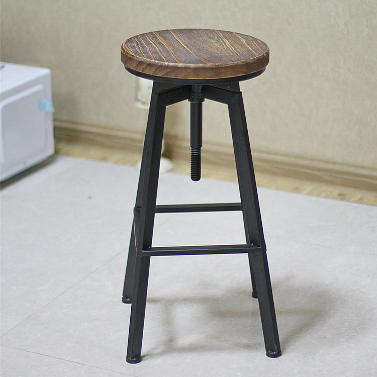 when wood chairs retro bar stools iron bar stool is still rotating lift bar stool