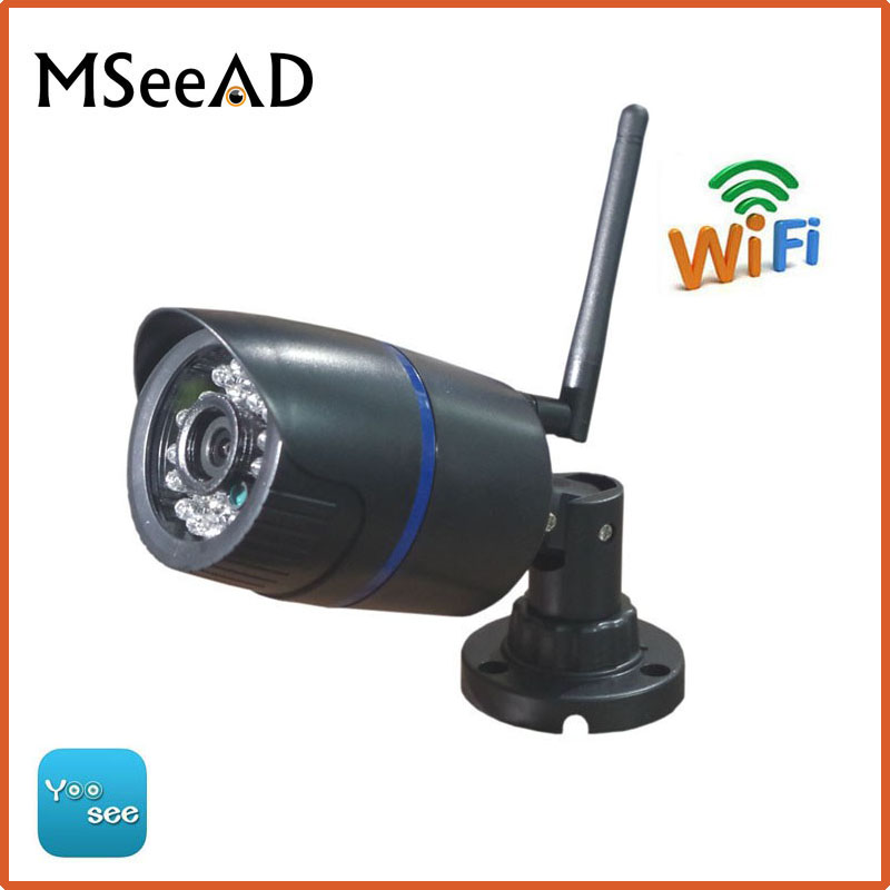HD Mini Wifi Camera 1.3MP Wireless Surveillance Camera IP 960P Wifi Camera IP ONVIF Outdoor Bullet Security CCTV With Card Slot bullet camera tube camera headset holder with varied size in diameter