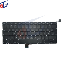 new original A1278 norway keyboard for Apple Macbook Pro 13″ A1278 2009 2010 2011 2012 Norwegian Norway Nordic Keyboard