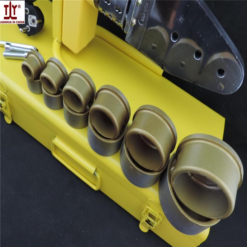 Geros kokybės santechnikos įrankiai DN 20-63mm kintamosios srovės - Suvirinimo įranga - Nuotrauka 3