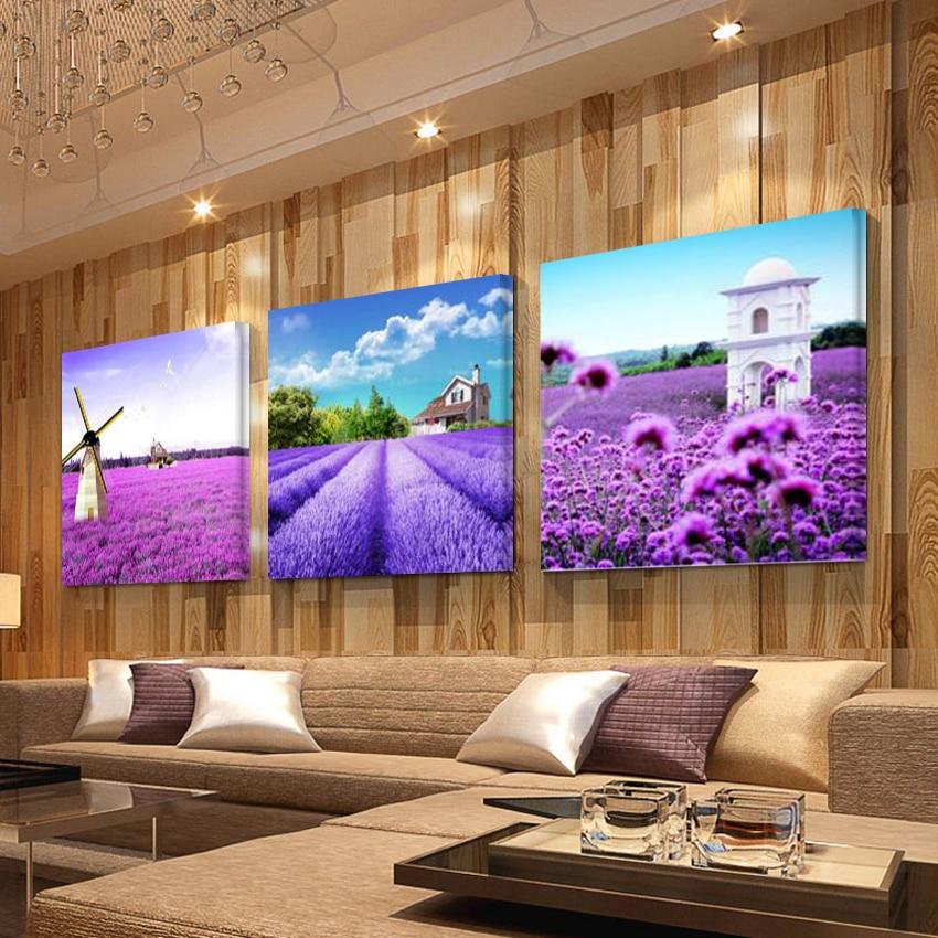 No Frame obrázky Krajina Obrázky Canvas Painting Dekorativní obrázky Canvas Painting Tapety Obrazy Obývací pokoj