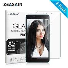 2 Pack Original ZEASAIN Ultra Thin 0.3mm Tempered Glass Screen Protector For Xiaomi Redmi Note 2 Xiomi Note2 Toughened Film