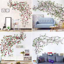 NuoNuoWell Ultra Simulation Flower 3m Length 16 Heads Artificial Rattan  Rose Vine Diy Indoor Plant Wedding