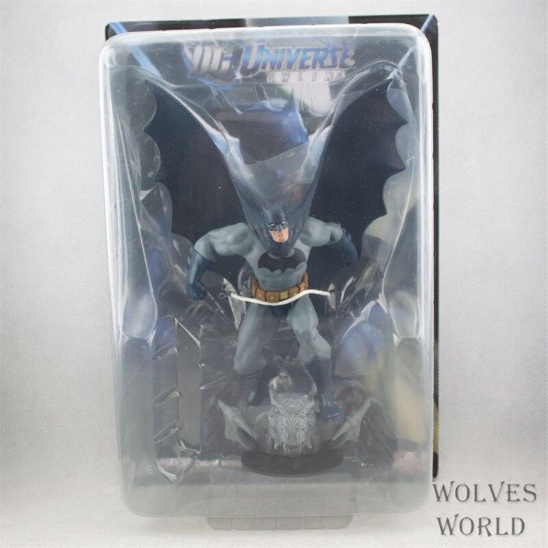 DC Comics Superhero Batman The Dark Knight Rises Brinquedos Figurine PVC Action Figure Juguetes Model Doll Kids Toys 8