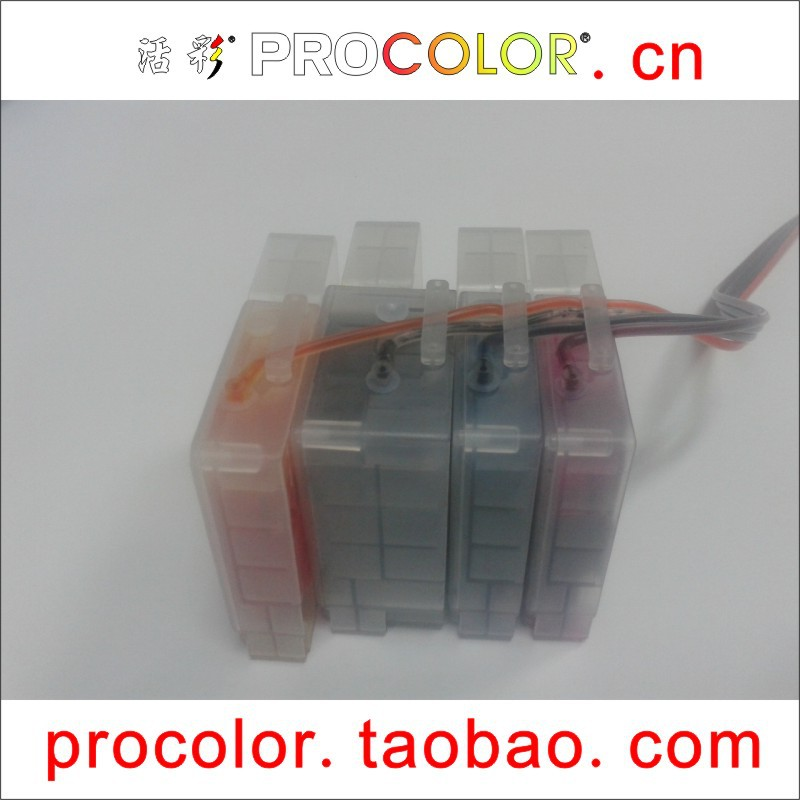 PROCOLOR newest hot PGI-2900 PGI-2900XL BK C M Y CISS for CANON MAXIFY iB4090 iB 4090 MB 5090 5390 MB5090 MB5390 empty ciss for canon pgi 650 bk cli 651 kcmyg ciss for canon pixma mg6360