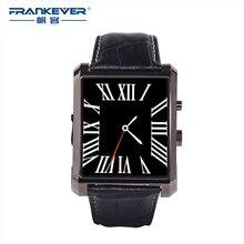 บลูทูธ4.0สมาร์ทนาฬิกาข้อมือผู้ชายS Mart W Atchนาฬิกาข้อมือสวมใส่อุปกรณ์สำหรับA Pple IOS A Ndroidโทรศัพท์ชีวิตกันน้ำ