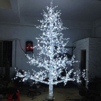 4Meters 3456LEDS light bulb christmas decorations christmas tree outdoor lights from China garden lighting suppliers