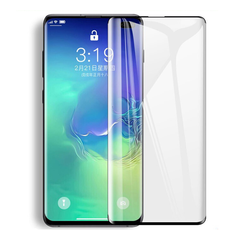 Image 5 - Tempered Protective Glass For Samsung Galaxy J4 Plus 2018 J6 Glass For Samsung A5 A6 A7 A8 Plus A9 2018 Screen Protector Film-in Phone Screen Protectors from Cellphones & Telecommunications on