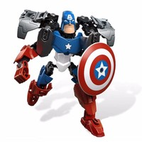 LegoINGlys Marvel Avengers DC Super Hero Building Blocks Compatible With LegoINGlys Marvel Toys LegoINGlys Vingadores 6