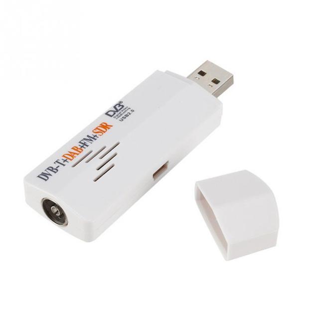 Karty TV 1080P USB transmisja bezprzewodowa samochodowy sprzęt Audio wideo RTL2832U + R820T DVB T Tuner odbiornik
