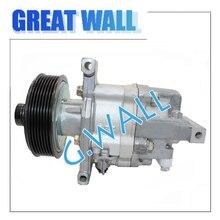 Auto A/C Compressor for NISSAN TIIDA G.W.- CR10 -7PK-112