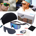 Deal With It 2 Pieces Lens Reflective Coating NEFF Sunglasses Men Women Sports Lebron James Goggles With Case String Cloth