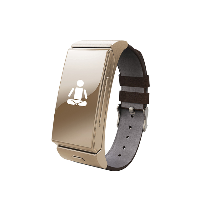 Smartband BT Bluetooth Pulsera Reloj Pulsera Inteligente Podómetro Monitor Del Ritmo cardíaco del Monitor de Sueño Música BT Para Android iOS Teléfono