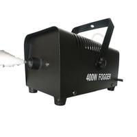 400w Mini Smoke Fog Machine Stage Lighting Effect Smoke Generator Fog Generator Gogger Stage Lighting DJ Equipment